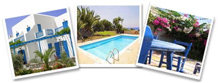 property for rent on nissi beach